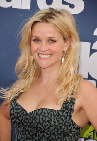 image for Reese Witherspoon atropellada por un auto, no sufrió heridas graves
