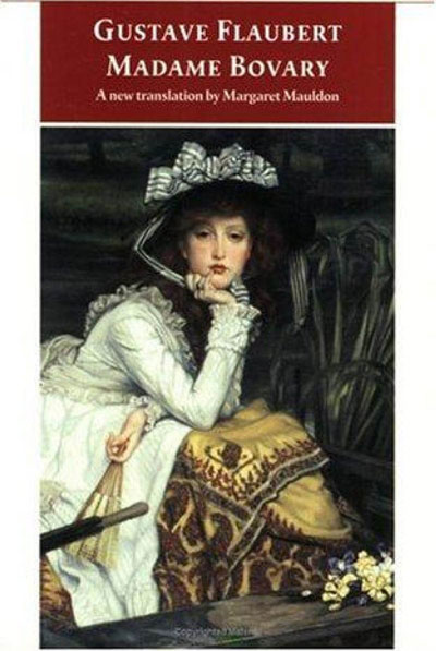 image for Madame Bovary, de Gustave Flaubert