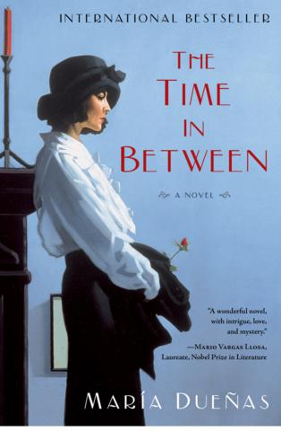 "image for Lanzamiento de ""The Time In Between"", de María Dueñas"