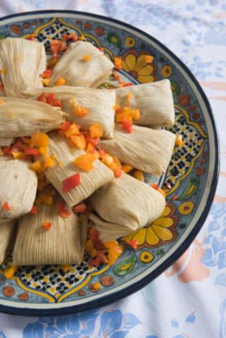 image for Antojitos mexicanos en la Internet