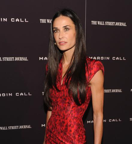 image for Demi Moore y Ashton Kutcher se separan