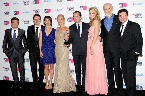 "image for ""The Artist"" y ""The Help"" se llevaron los premios Critic's Choice"