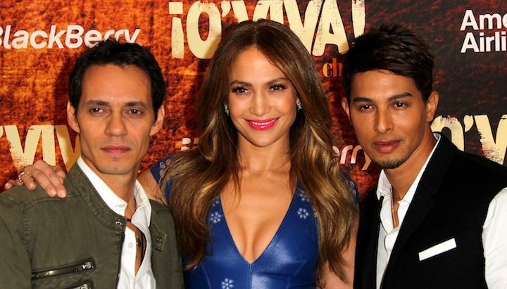 image for Jennifer López y Marc Anthony se mantienen profesionales