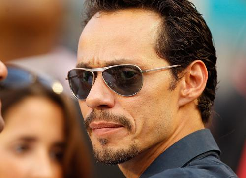 image for Marc Anthony asiste a primer evento público con nuevo amor
