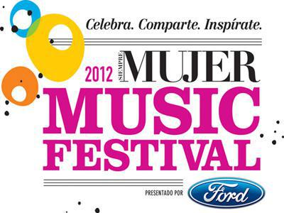 image for Siempre Mujer Music Festival 2012