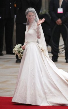 image for Kate Middleton en Alexander McQueen