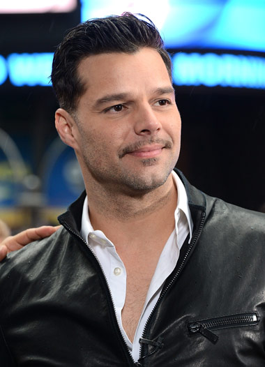 image for Hombres exitosos: Ricky Martin