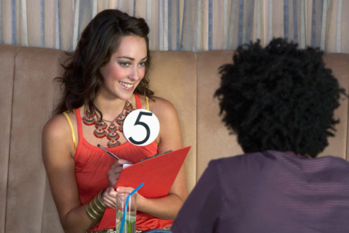 "image for ""Speed dating"", citas ultrarápidas"
