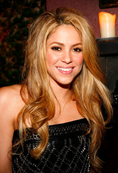 image for Siempre Inspiran 2009: Shakira