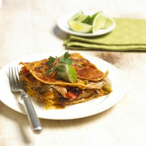 image for Enchiladas de pavo