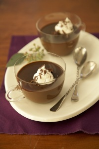 image for Mousse de chocolate y Amaretto
