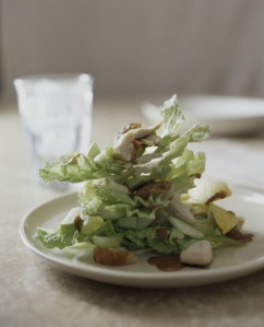 image for Ensalada de pollo divertida