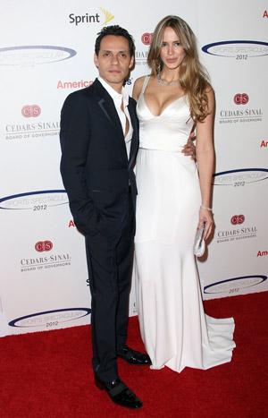 image for Marc Anthony termina con Shannon de Lima