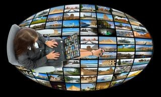 image for Televisión global