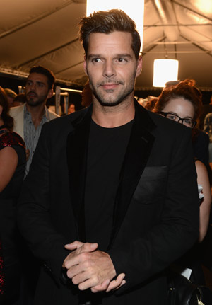 image for Ricky Martin confirma que no tendrá una hija