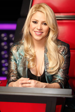 image for Shakira deja <i>The Voice</i>