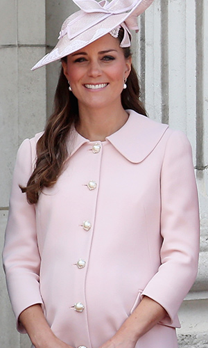 image for Kate Middleton dio a luz a un niño