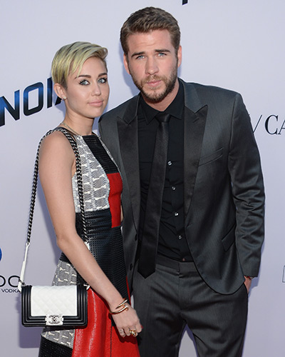 image for Miley Cyrus rompe su relación con Liam Hemsworth