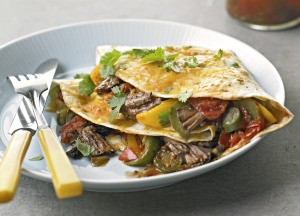 image for Quesadilla de carne asada