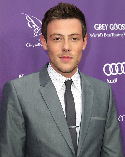 image for Lea Michele y <i>Glee</i> dicen adiós a Cory Monteith