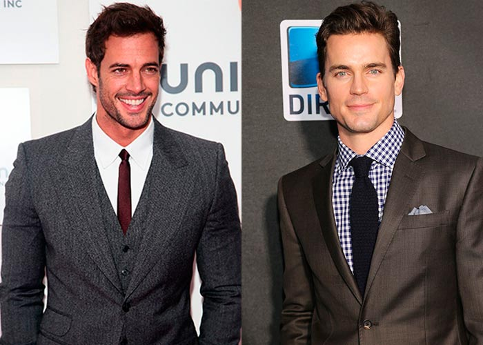 image for ¿Te gusta más William Levy o Matt Bomer?