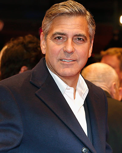 image for George Clooney ¿comprometido?