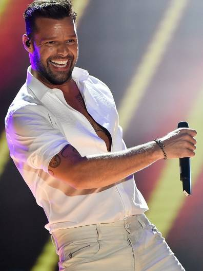 image for Canción 'Vida' de Ricky Martin se vuelve popular en China (VIDEO)
