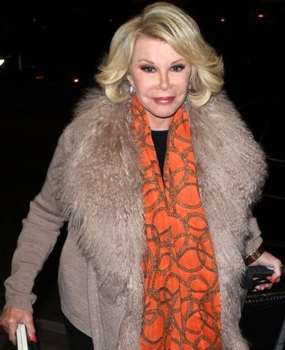 image for Joan Rivers permanece en coma inducido (VIDEO)