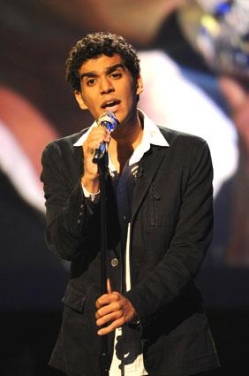 image for ¡Un boricua en American Idol!