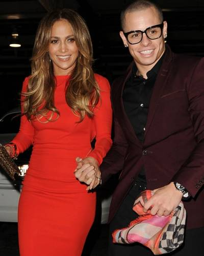 image for Jennifer Lopez se lleva a Casper Smart a la India