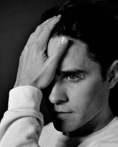 image for Jared Leto se corta el pelo y la barba (FOTOS)