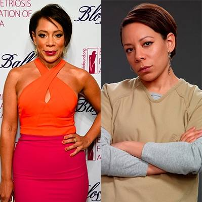 image for Selenis Leyva, la latina que nos ha conquistado en <i>Orange is the New Black</i>