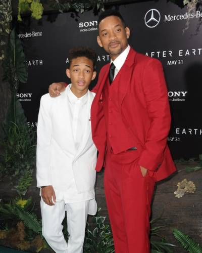 image for Will Smith se enorgullece de la 'valentía' de su hijo Jaden