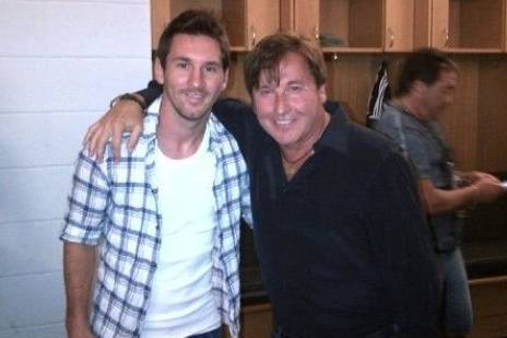 image for La emotiva carta de Ricardo Montaner a Lionel Messi