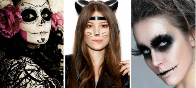 image for 6 ideas de maquillaje para un Halloween super <i>cool</i>