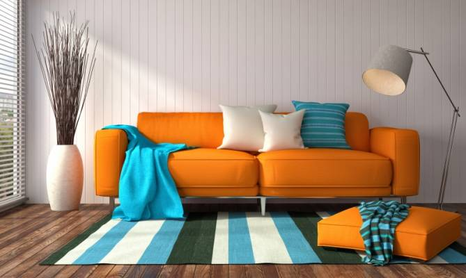 10 combinaciones de colores perfectas para decorar tu casa for Colores para tu casa