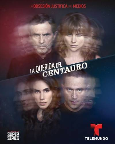 "image for Michel Brown, Humberto Zurita y Sandra Echeverría dan detalles de ""La querida del Centauro 2"" (VIDEO)"