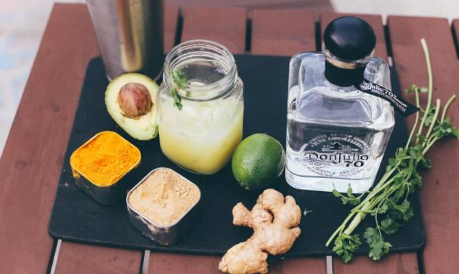 image for Ginger Cooler: la bebida ideal para celebrar el Cinco de Mayo