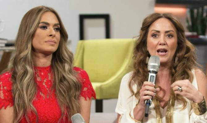 image for Andrea Legarreta y Galilea Montijo muy enfadadas con Kate del Castillo (VIDEO)