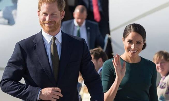 image for Meghan Markle comete de nuevo un gran error de protocolo (VIDEO)