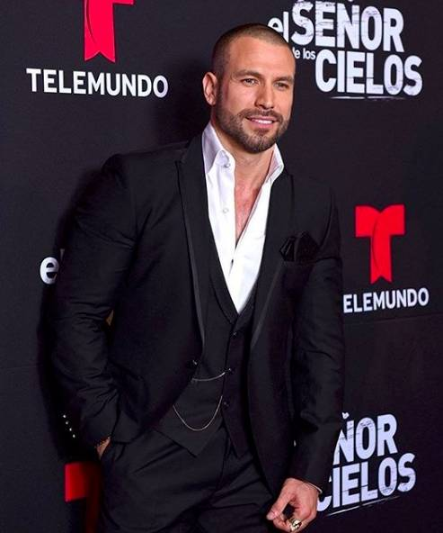 image for Rafael Amaya ha sido visto con un aspecto muy desmejorado (VIDEO)