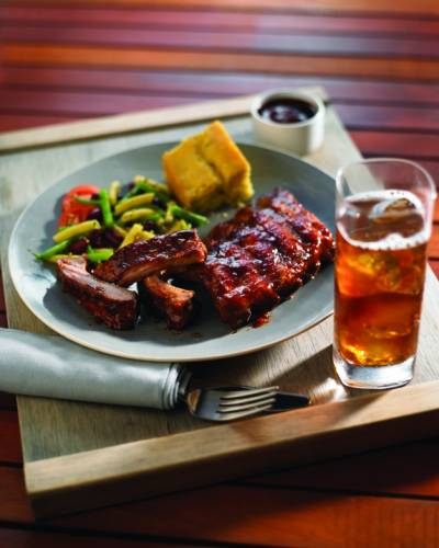 image for Frozen Jack & Coke y BBQ Ribs: la receta ideal para los días de calor