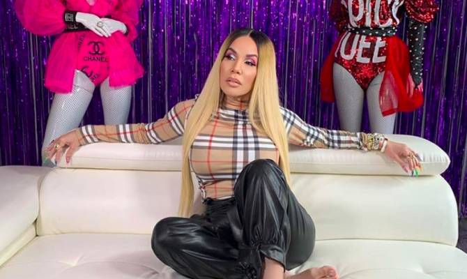 "image for Ivy Queen comparte pasajes de su vida en este podcast de ""La Ola"" (VIDEO)"