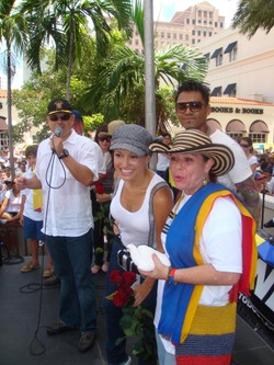 image for Fanny Lu celebra a Colombia