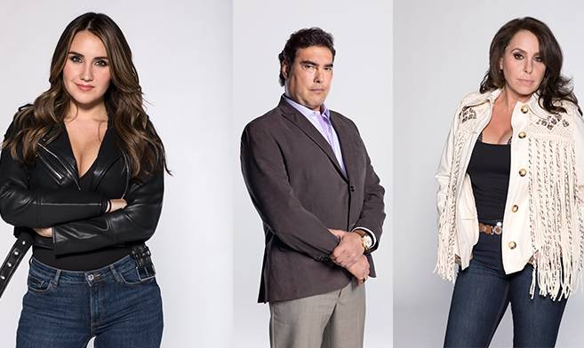 "image for Telemundo presenta al elenco de ""Falsa Identidad 2"" (VIDEO)"