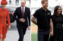 thumbnail for El príncipe William y Kate Middleton tienen gesto con Harry y Meghan Markle que les deja en mal lugar