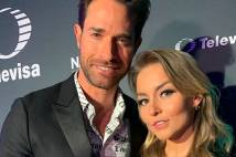 thumbnail for Sebastián Rulli y Angelique Boyer suben la temperatura con apasionado beso (VIDEO)