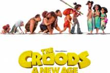 thumbnail for 'The Croods: A New Age', la película familiar ideal para Acción de Gracias