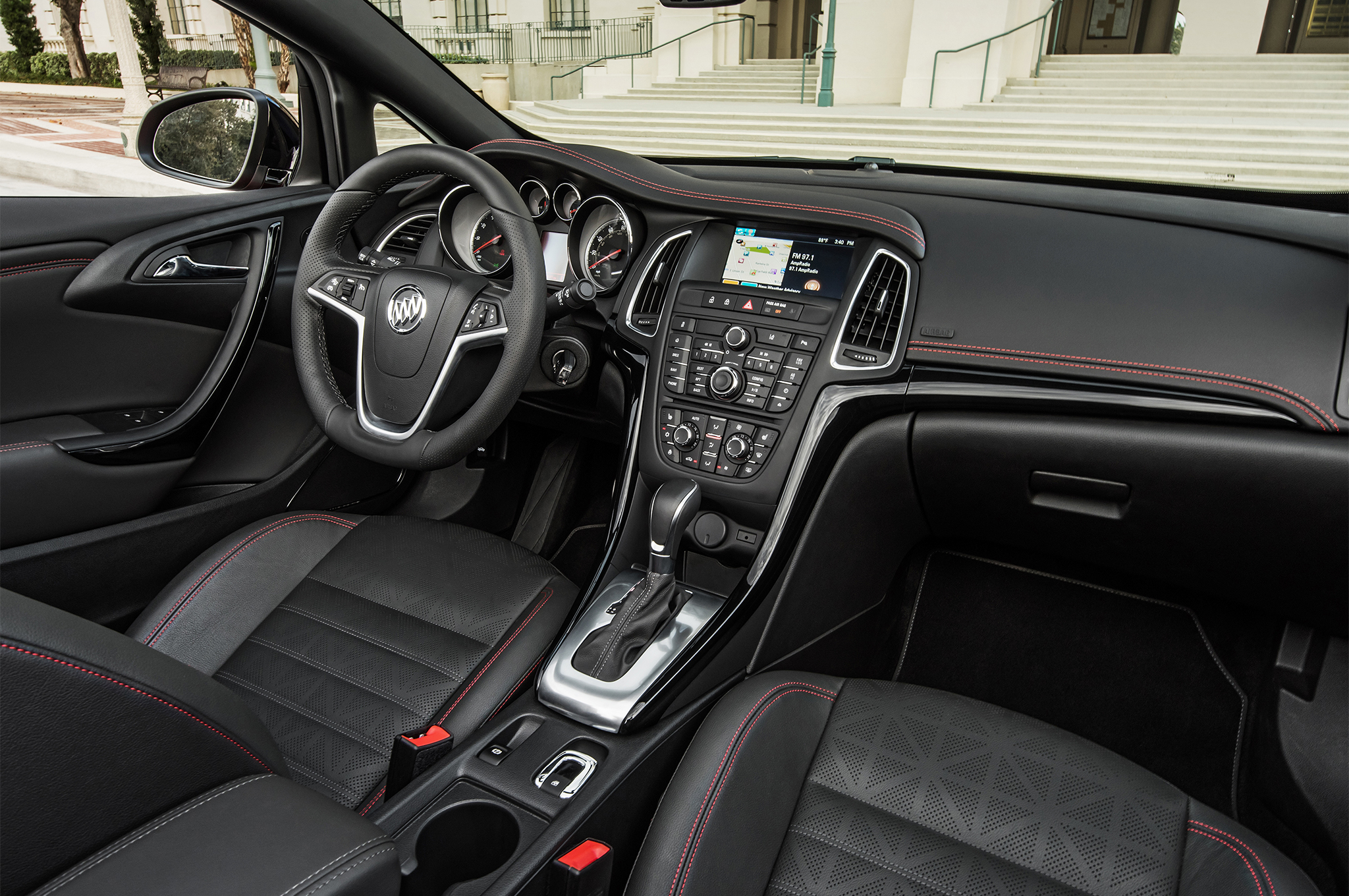 2017-Buick-Cascada-Sport-Touring-in-Sport-Red-interior